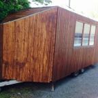 That time I built a caravan…